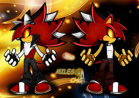JOEY EVOLUTION by Miles-CHC