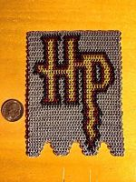 Chainmaille Harry Potter by LittleCLUUs