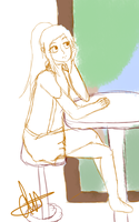 Annoying Poses 5: What Is Taking Ion So Long? by IvyDevi