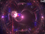 The Shining Ring of Galaxy (Fractal) by R4DIO-HAZARD