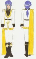 Celice - Dress Uniform by HurricaneChris