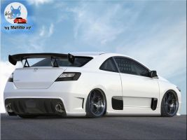 New Civic Si by MurilloDesign