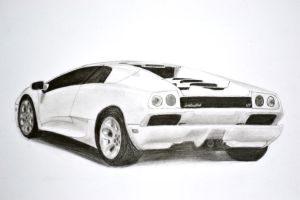 Lamborghini Diablo VT by Anths95