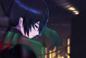 Dont cry Grayson by Himu-Chan