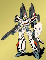 VF-19A[SP] Super Excaliber by Grebo-Guru
