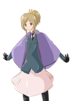 APH - Female France by AkumaWing