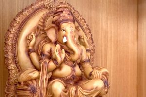 Ganesh - Elephant Headed God by LunakO2