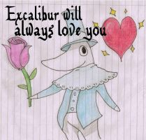 Excalibur Love by Beni-duck