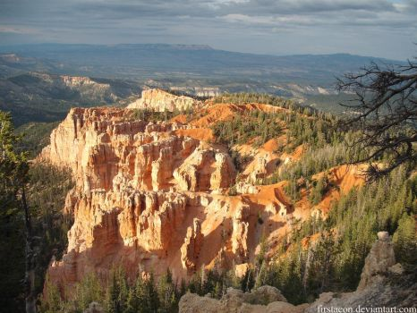 Picture 01 - Bryce Canyon by firstaeon