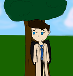 Idk what else to draw but here's a Cas by Robinstar99