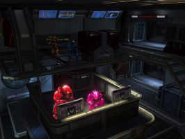 RvB Reconstruction Ch 17 by RadicalEdward2