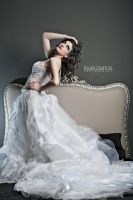 Tina Houb wedding 01 by luez2