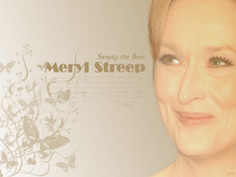 Simply the Best Meryl Streep by KadouCreations