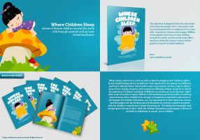 Children Sleep Book Cover by mrbumbz