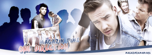 One Direction FacebookCoverPhoto/MT by SenaUrlu