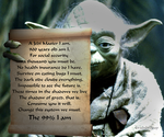 The 99 percent Yoda is by brainhiccup