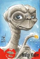 E.T. by idirt