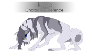 Character reference - Ilowa by SorahChan