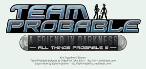 KP: Team Probable Logo by Lightning5trike