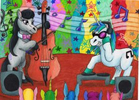 Music is Magic by Lady-KL
