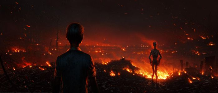 Little Boy, August 6 (Barefoot Gen tribute) by Balaskas
