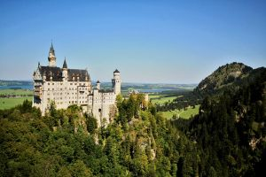 neuschwanstein schloss by Kitty-of-Troy