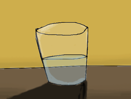 Water in a Cup by slim58
