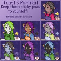 Toast's Port - 3 by mewgal