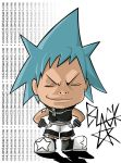 Soul Eater: Black Star - Chibi by v2-6
