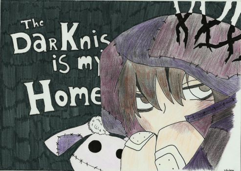 The Draknis ia my home by CrazyYaoiFanx3