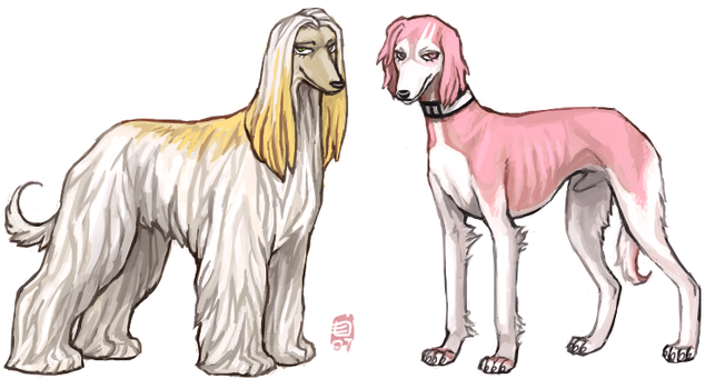 Bleach Doggies 16 by emlan