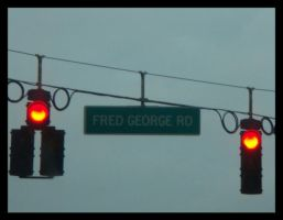 Fred George Road by Scolionophobia