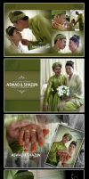 Malay Wedding Album by alienbiru