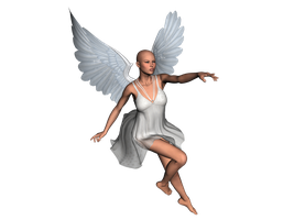 STOCK PNG angel 4 by MaureenOlder