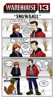 Warehouse 13 - 'Snowball' by ComickerGirl