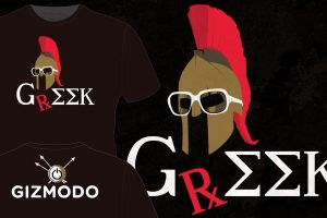GReek Next T shirt by ChamaCamisetas