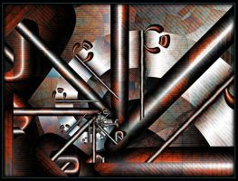 Pipes + Wrenches by mdichow