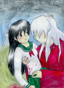 Kagome's Last... by LuckySquirrel