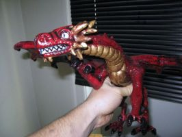 silicone dragon by damocles-shop