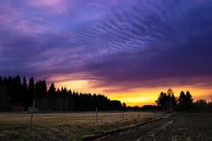 Ylivieskan sunset 3 by Pasquali