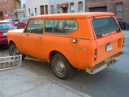 The Orange Scout by Brooklyn47