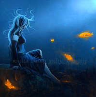 GOLDFISH by MirellaSantana