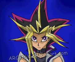 Yami Yugi - Past to Present (Animated) by ARCatSK