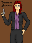 Detective Summers by 003145