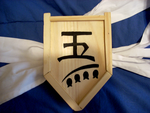 5th Company Badge: Hinamori by Badluckforever