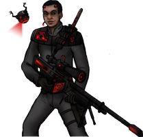 Imperial Sniper by Seithe