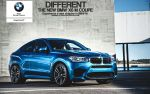 2015 BMW X6 M Coupe by Sk1zzo