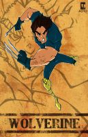 wolverine_colored by cjcenteno