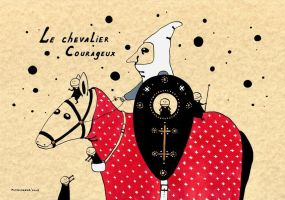 chevalier by maskpicasso