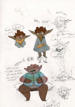 bb enok scribbles or something by Blithesom